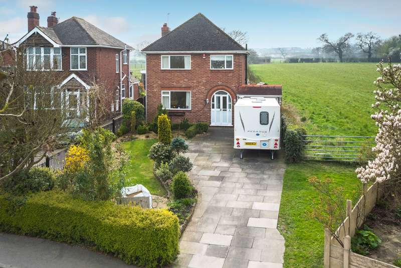 3 Bedrooms House for sale in 3 bedroom House Detached in Winsford