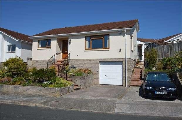 2 Bedrooms Detached Bungalow for sale in Park View, Aller Park, Newton Abbot, Devon. TQ12 4NX