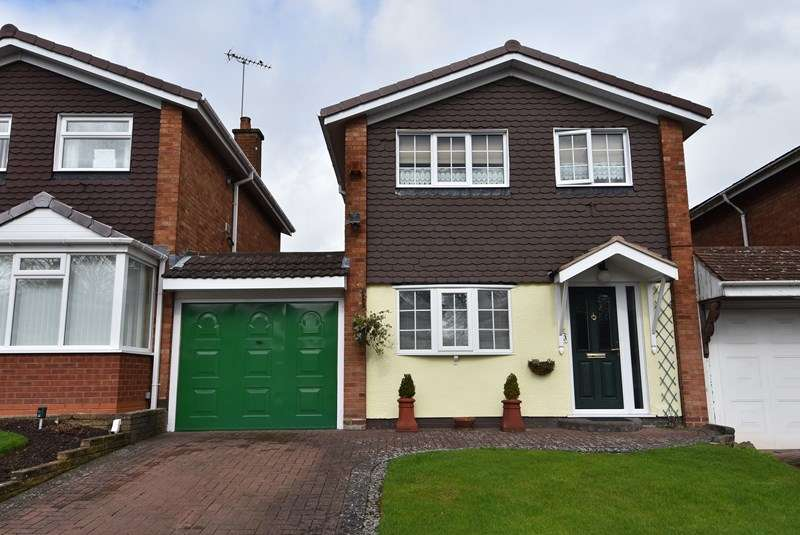 3 Bedrooms Link Detached House for sale in Beech Hurst, Kings Norton, Birmingham
