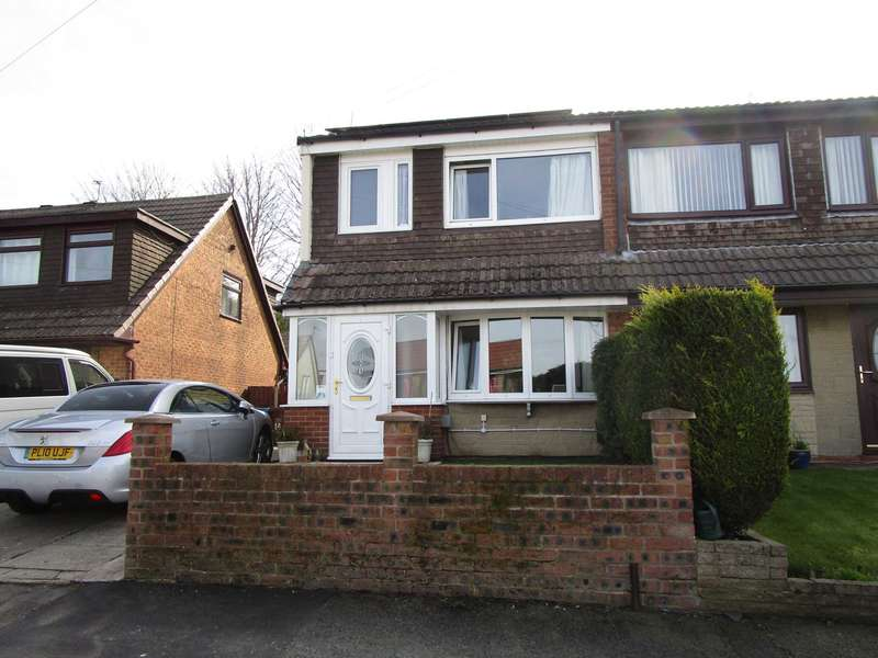2 Bedrooms Semi Detached House for sale in Rossendale Close, Shaw