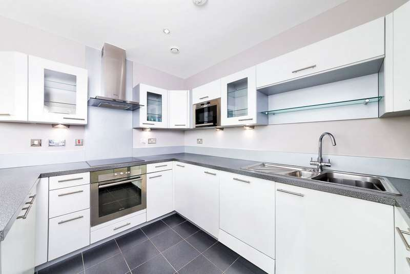 2 Bedrooms Duplex Flat for sale in Capital East Apartments, Western Gateway, Royal Victoria Dock, E16