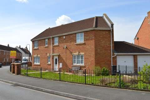 3 Bedrooms End Of Terrace House for sale in Merton Drive, Weston-Super-Mare