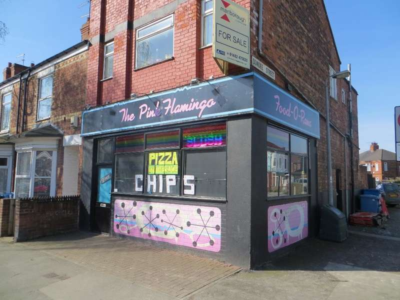 Commercial Property for sale in Chanterlands Avenue, Hull, East Yorkshire, HU5 3SS