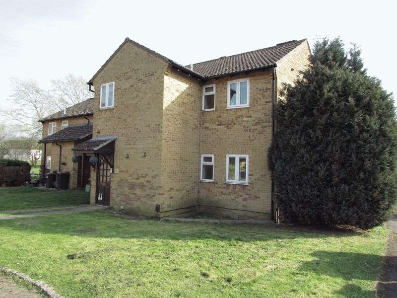 2 Bedrooms Flat for sale in Beancroft Road, Thatcham