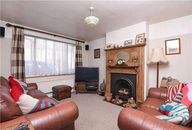 3 Bedrooms Terraced House for sale in Rosemead Avenue, Mitcham, Surrey, CR4