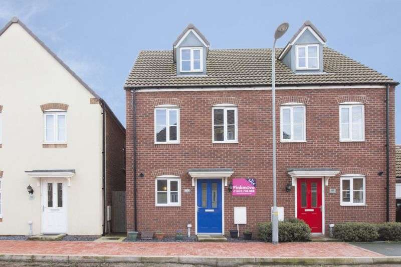 3 Bedrooms Semi Detached House for sale in Lysaght Avenue, Newport
