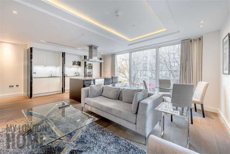 2 Bedrooms Property for sale in Charles House, Kensington, London, W14