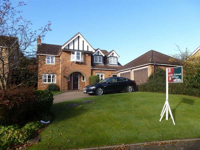 5 Bedrooms Property for sale in Dingle Close, Tytherington, Tytherington