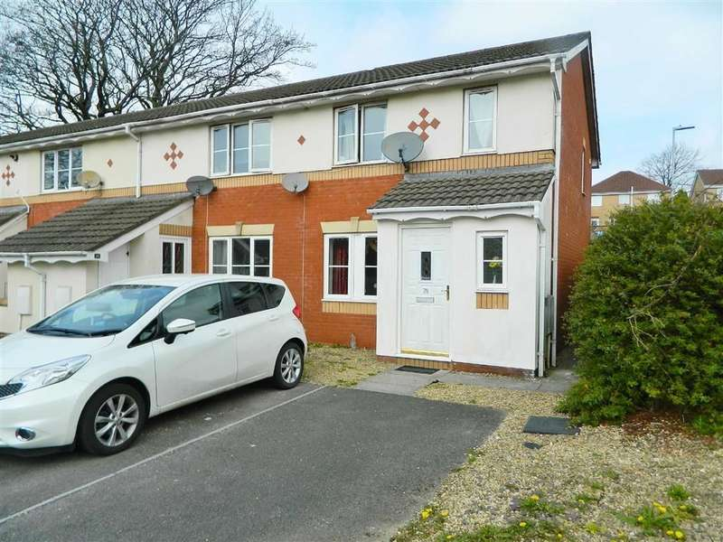 3 Bedrooms Property for sale in Charlotte Court, Townhill, Swansea