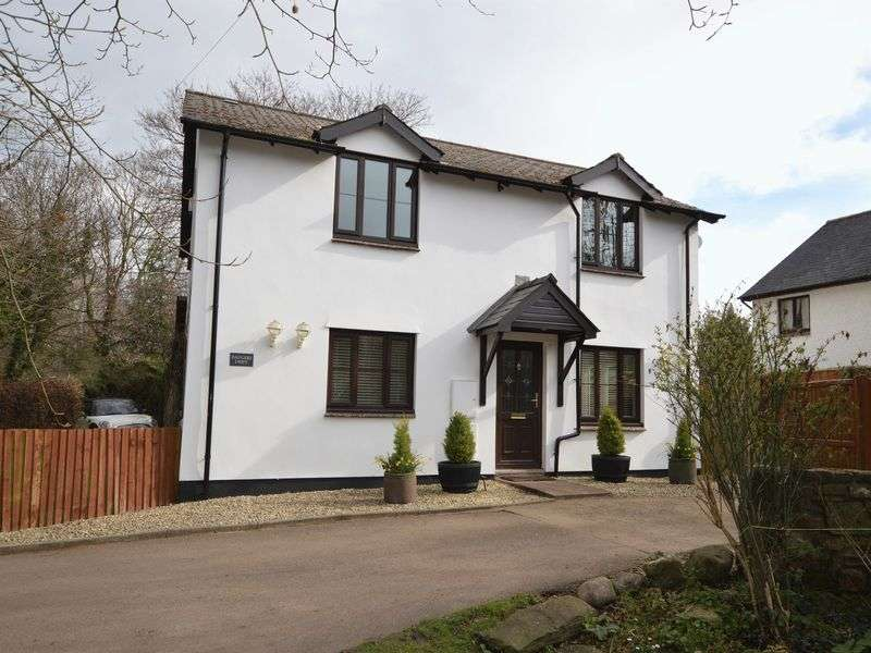 4 Bedrooms Detached House for sale in Lower Common, Gilwern, Abergavenny