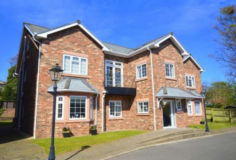 3 Bedrooms Flat for sale in Woodford Apartments, 5 Hillside Drive, Woolton, L25