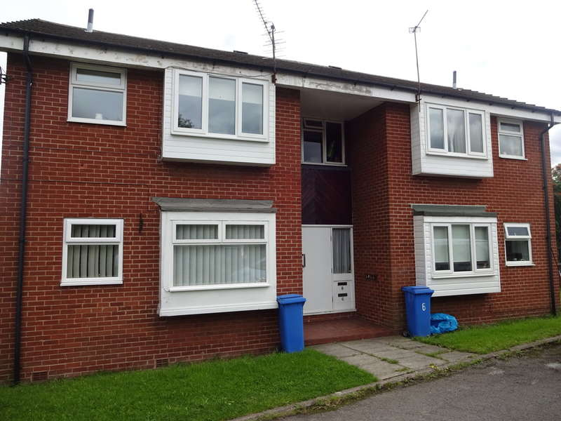 1 Bedroom Flat for sale in Jacobs Drive, Shiregreen