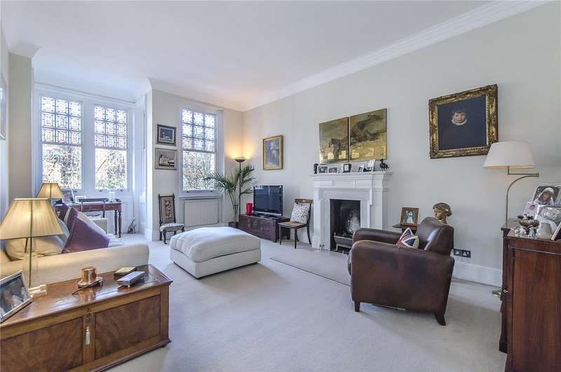 1 Bedroom Flat for sale in Lower Sloane Street, London, SW1W