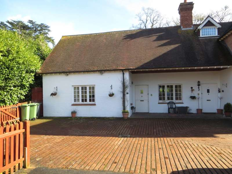 1 Bedroom Semi Detached House for sale in The Coach House, Exeter