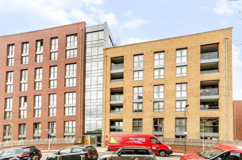 2 Bedrooms Flat for sale in Silwood Street, South Bermondsey, SE16
