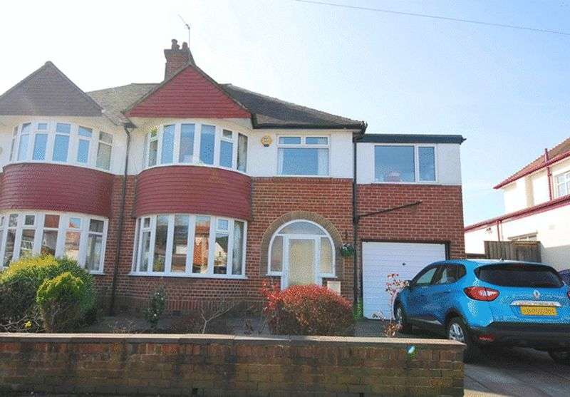 4 Bedrooms Semi Detached House for sale in Childwall Park Avenue, Childwall, Liverpool, L16