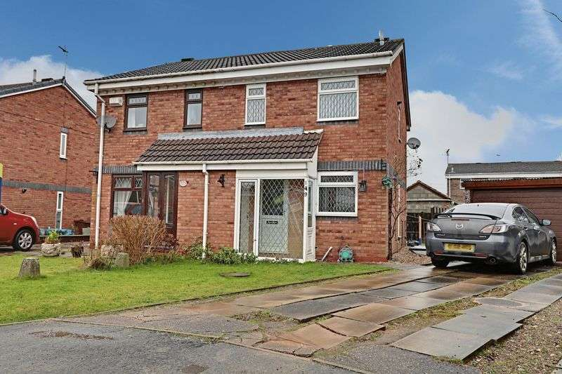 2 Bedrooms Semi Detached House for sale in The Queensway, Hull