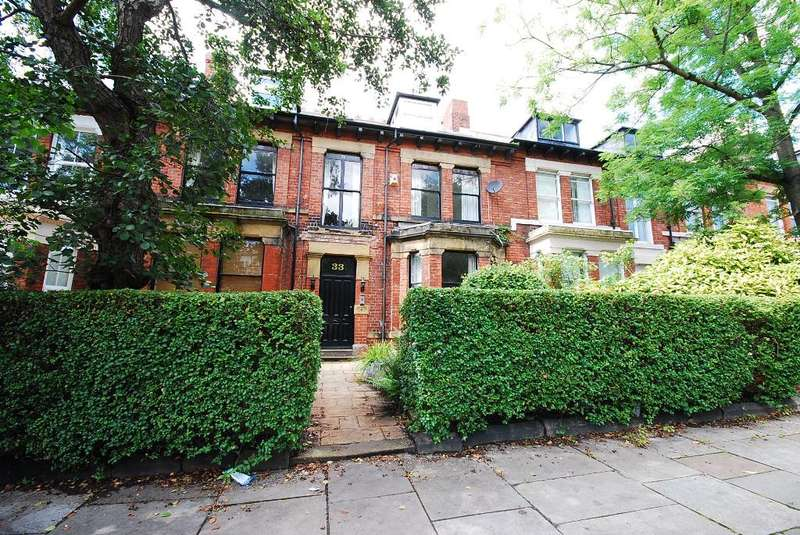 10 Bedrooms Terraced House for sale in Grosvenor Place, Jesmond, Newcastle Upon Tyne