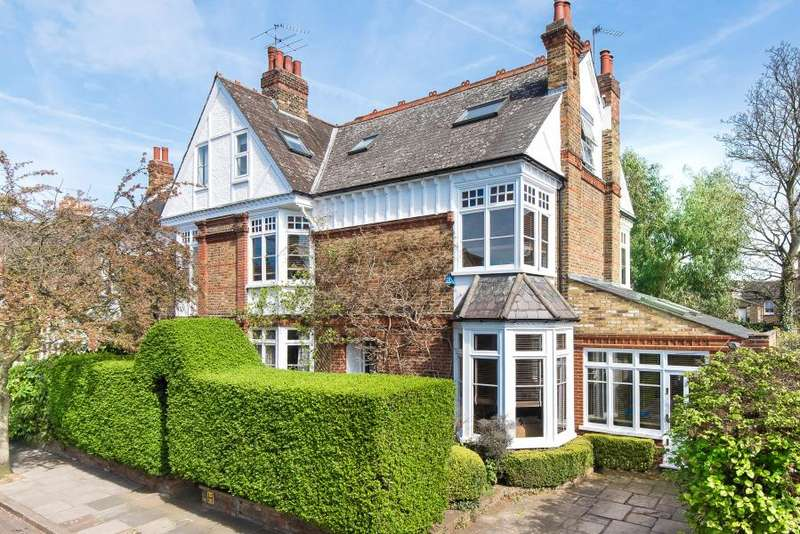 6 Bedrooms Semi Detached House for sale in Fitzgerald Avenue, East Sheen, SW14