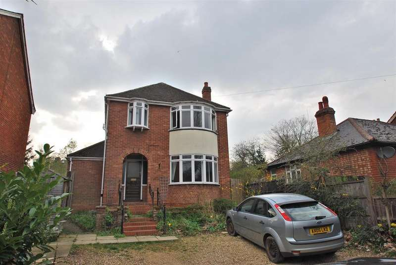 3 Bedrooms Detached House for sale in Fornham Road