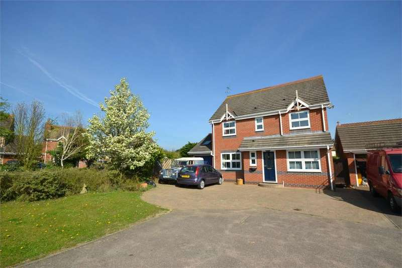 4 Bedrooms Detached House for sale in Belvedere Court, Maldon, Essex