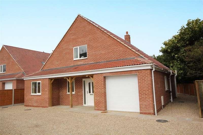 5 Bedrooms Detached House for sale in Walcott Road, Billinghay, LN4