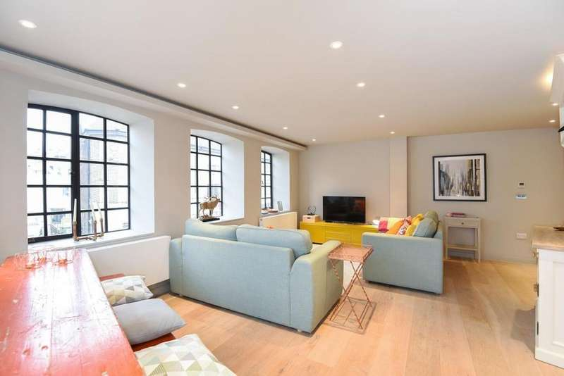 1 Bedroom Flat for sale in Effie Road, Fulham, SW6
