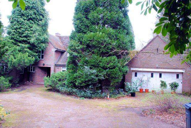 5 Bedrooms Detached House for sale in Ladywood Road,Four Oaks Park,Sutton Coldfield