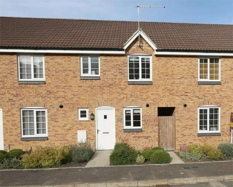 3 Bedrooms Terraced House for sale in Clarendon Close, Little Stanion, Northamptonshire
