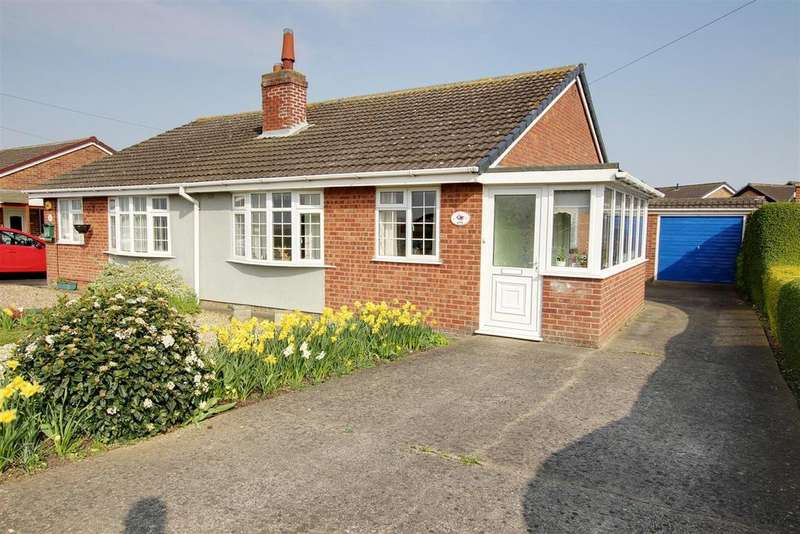 2 Bedrooms Semi Detached Bungalow for sale in 171 Golf Road, Mablethorpe