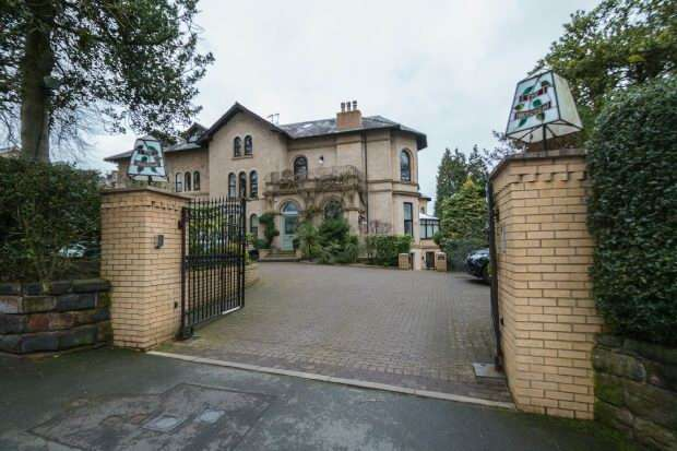 3 Bedrooms Apartment Flat for sale in Heald Road, Bowdon