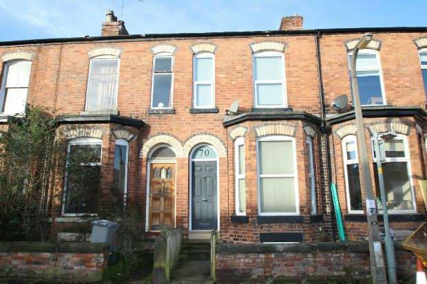 2 Bedrooms Terraced House for sale in Bold Street, Hale, Cheshire