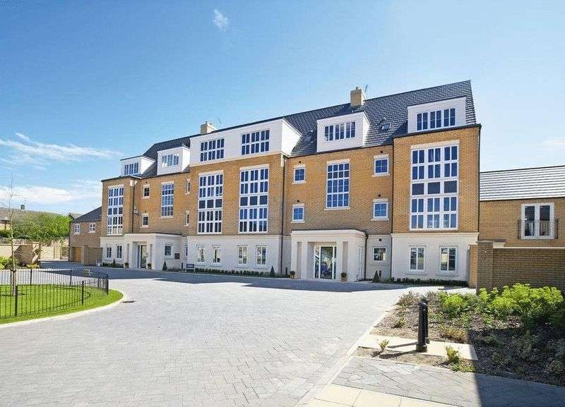 2 Bedrooms Flat for sale in St Georges Court, Willerby