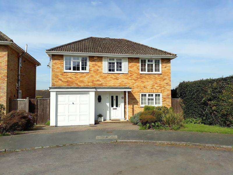 4 Bedrooms Detached House for sale in Coombers Lane, Lindfield, West Sussex