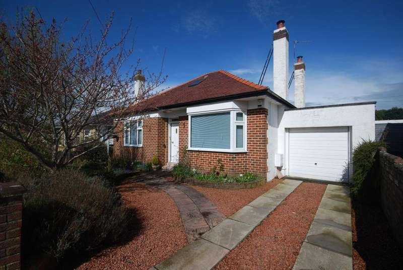 3 Bedrooms Detached Bungalow for sale in 23 Chalmers Road, Ayr, KA7 2JQ