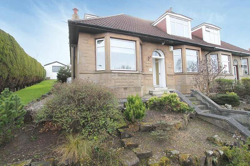 3 Bedrooms Semi-detached Villa House for sale in 281 Churchill Drive, Broomhill, G11 7HE