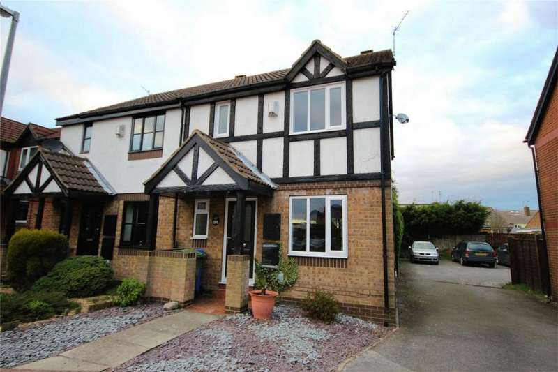 3 Bedrooms Town House for sale in Colleridge Grove, Beverley, East Riding of Yorkshire, East Riding of Yorks