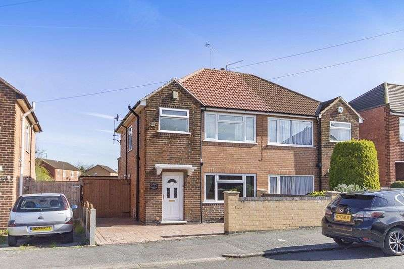 3 Bedrooms Semi Detached House for sale in JUBILEE ROAD, SHELTON LOCK