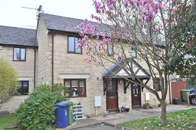 2 Bedrooms Terraced House for sale in Otters Field, Greet, Cheltenham, GL54 5PN