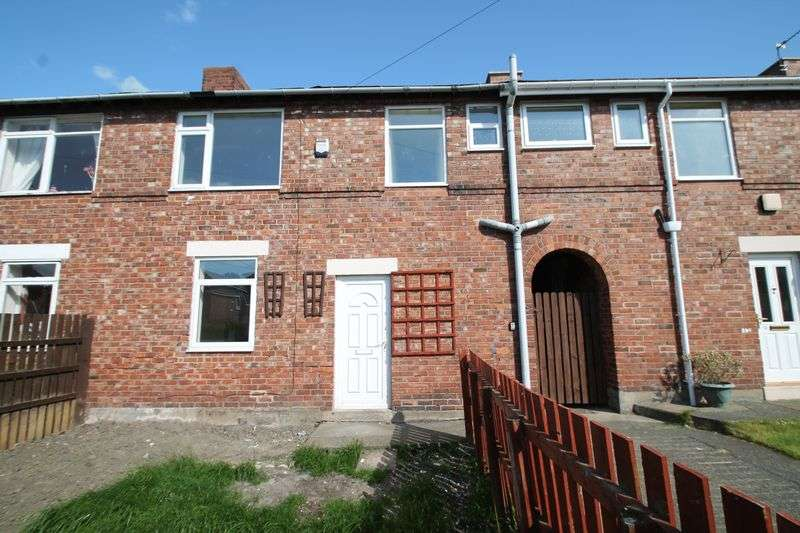3 Bedrooms Terraced House for sale in 7 Second Avenue, Chester-le-Street, DH2 2DS