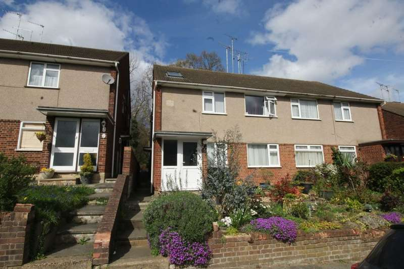3 Bedrooms Flat for sale in Lea Vale, Crayford , DA1