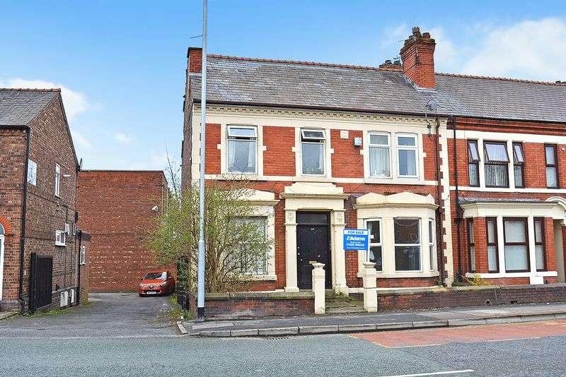 4 Bedrooms Terraced House for sale in Wilderspool Causeway, Warrington