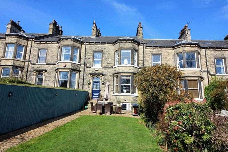 5 Bedrooms Terraced House for sale in Heath Crescent, Savile Park, Halifax