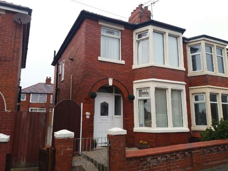 3 Bedrooms Semi Detached House for sale in Auburn Grove, Blackpool, FY1 5NJ