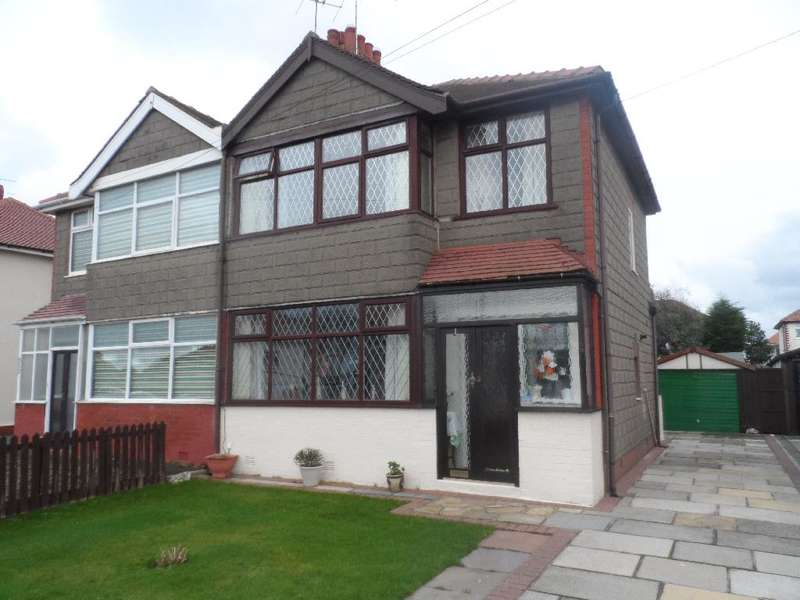 3 Bedrooms Semi Detached House for sale in North Drive, Thornton Cleveleys, FY5 3PG