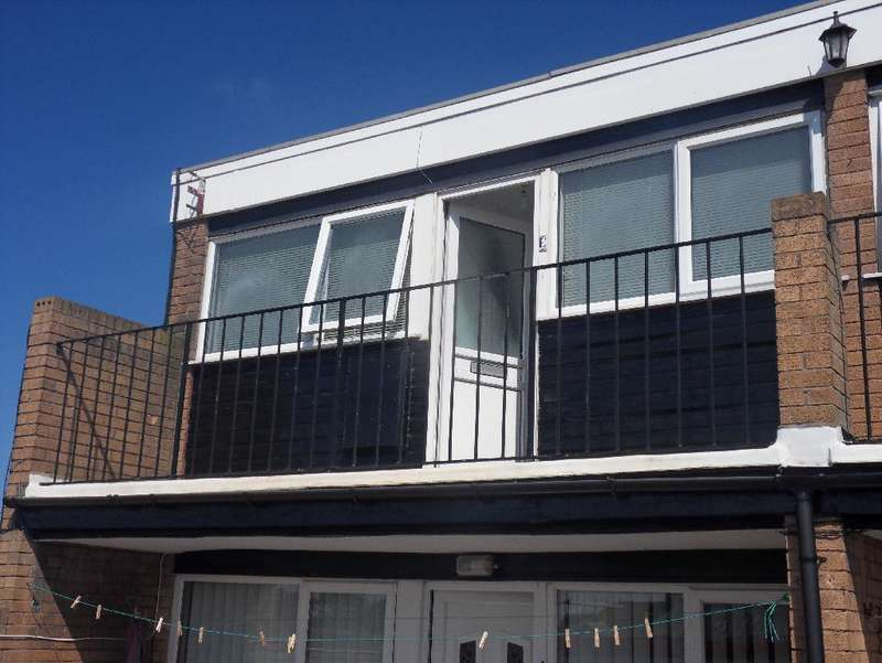 1 Bedroom Flat for sale in Talbot Road, Blackpool, FY3 7AT