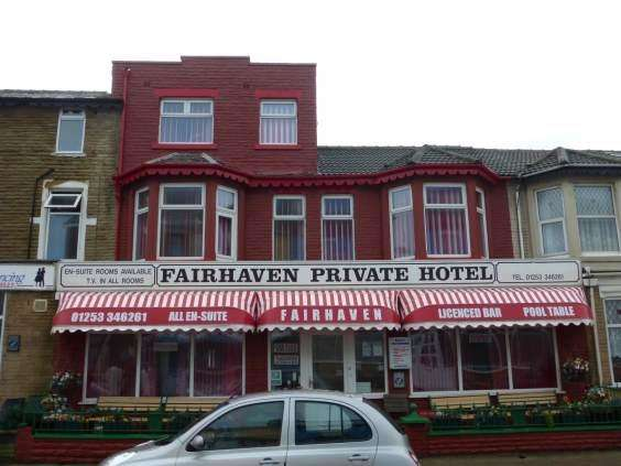 15 Bedrooms Hotel Commercial for sale in Woodfield Road, BLACKPOOL, FY1 6AX
