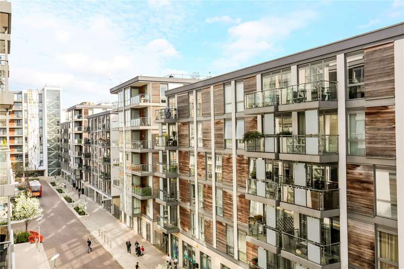 1 Bedroom Flat for sale in Burgoyne House, Ealing Road, Brentford, TW8