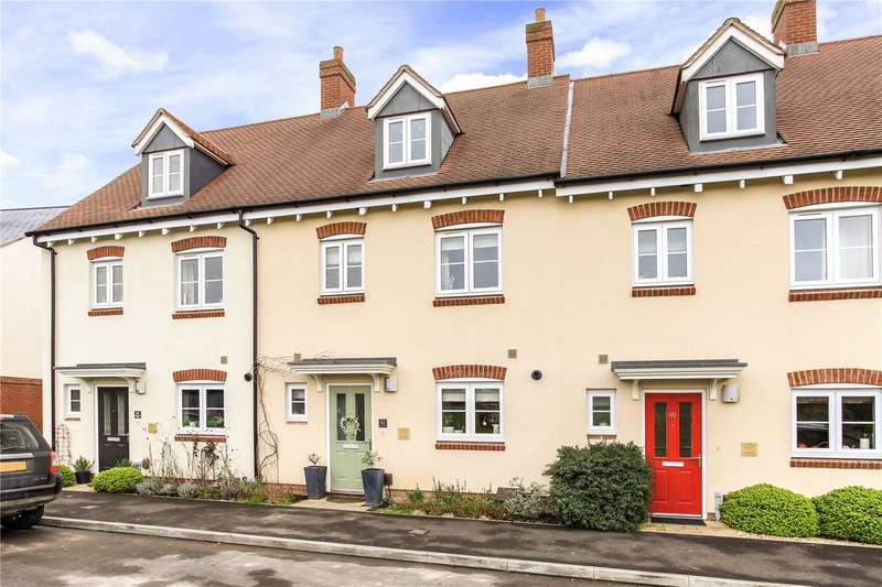 4 Bedrooms Terraced House for sale in Primrose Place, Durrington, Salisbury, Wiltshire, SP4
