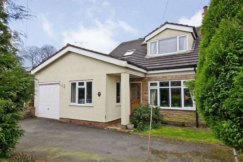 5 Bedrooms Detached House for sale in Bradwell Lane, Cannock Wood